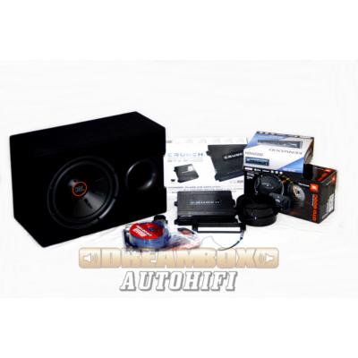 AUDI A4 (B6) Akciós csomag2 JBL, Kenwood, beszerelő keretekkel