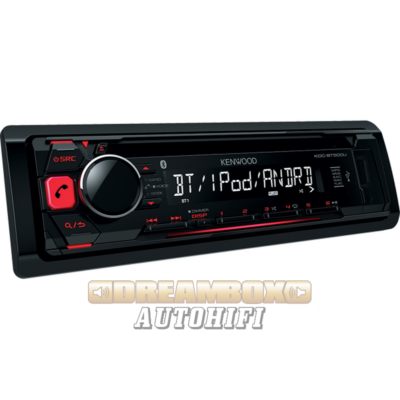 Kenwood KDC-BT500U CD/USB/BT autórádió
