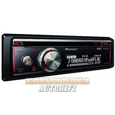 Pioneer DEH-X8700DAB MP3/CD/WMA/WAV/BT/DAB fejegység