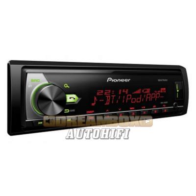 Pioneer MVH-X580BT autórádió USB Bluetooth