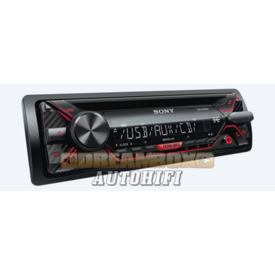 Sony CDX-G1200U MP3/CD rádió USB-vel