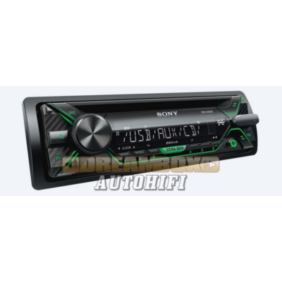 Sony CDX-G1202U MP3/CD rádió USB-vel