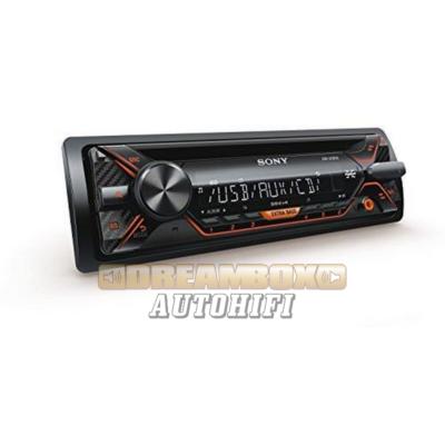 Sony CDX-G1201U MP3/CD rádió USB-vel