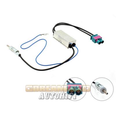 Dupla duo Fakra-DIN antenna adapter