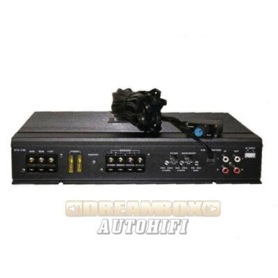 Kicx RTS-2.60 erősítő