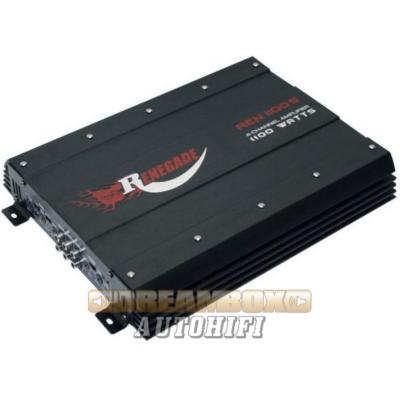 RENEGADE REN1100 MK3, 4 csatornás (4X275W,2X550W)  autóhifi erősítő