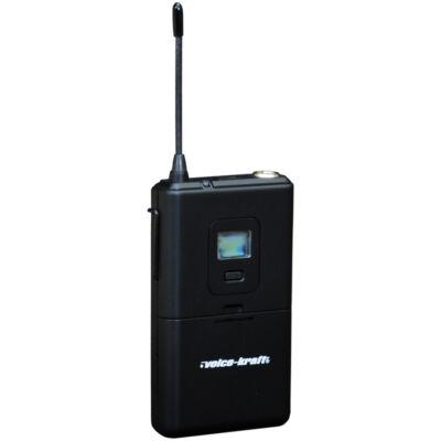 LS-970 UHF zsebadó