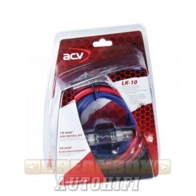 ACV LK10 Autóhifi kábelcsomag