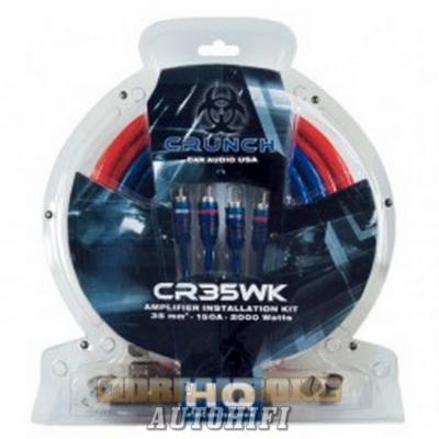 CRUNCH CR35WK, 35 mm2-es kábelszett