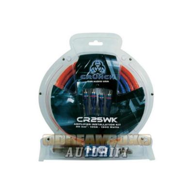 CRUNCH CR25WK, 25 mm2 kábelszett