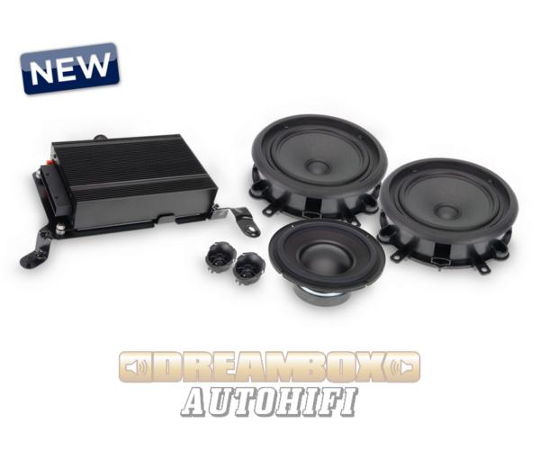 Alpine SPC-300A3 erősítős audi csomag