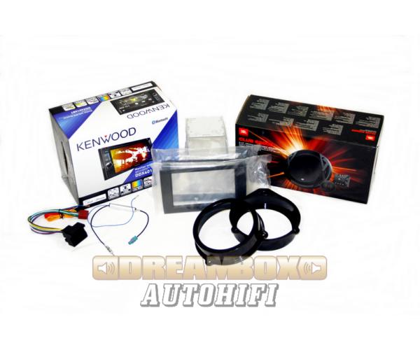 AUDI A4 (B6) Akciós csomag3 Multimédia + hangszóró