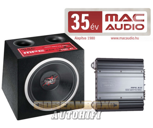 macAudio Exclusive Power csomag