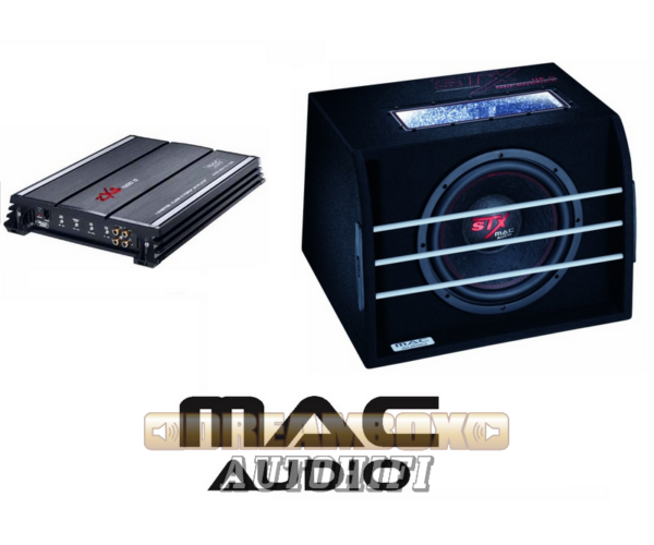 macAudio MAC REFERENCE Csomag