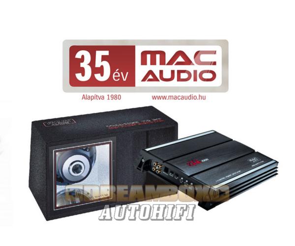 macAudio MAC THUNDER 2000 Csomag