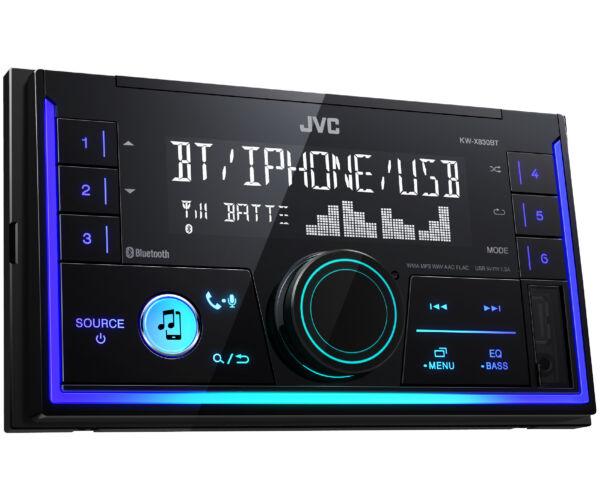 JVC KW-X830BT 2 DiN Autórádió