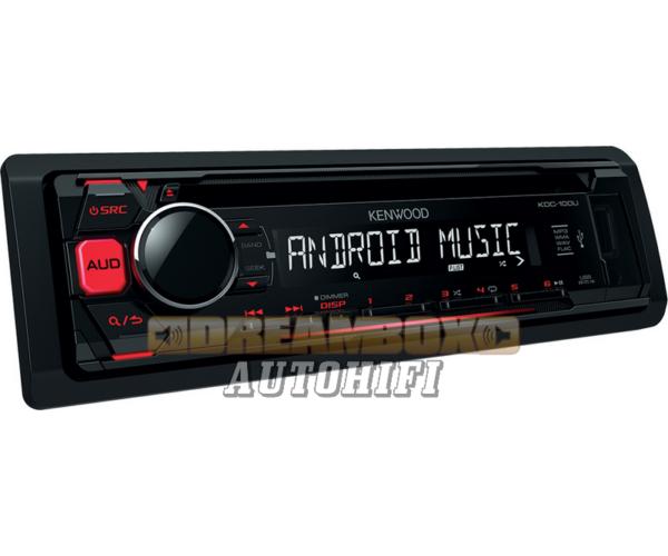 Kenwood KDC-110UR usb cd autórádió