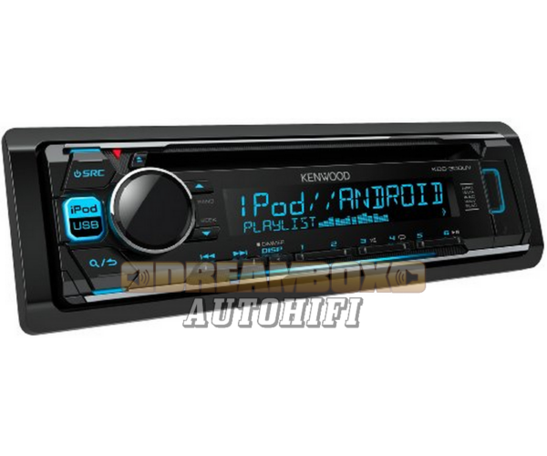 Kenwood KDC-300UV USB CD autórádió