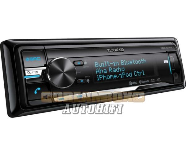 Kenwood KDC-BT53U USB CD autórádió