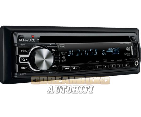 Kenwood KDV-5244U dvd autórádió