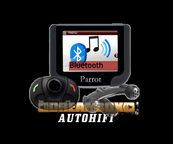 Parrot MKi9200 BT kihangosító és zenelejátszó
