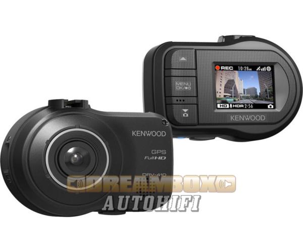 Kenwood DRV410 menetrögzítő kamera