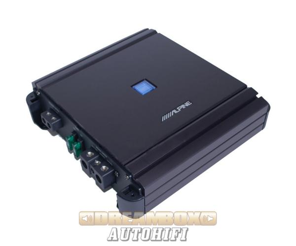 ALPINE MRV-M500 autóhifi erősítő