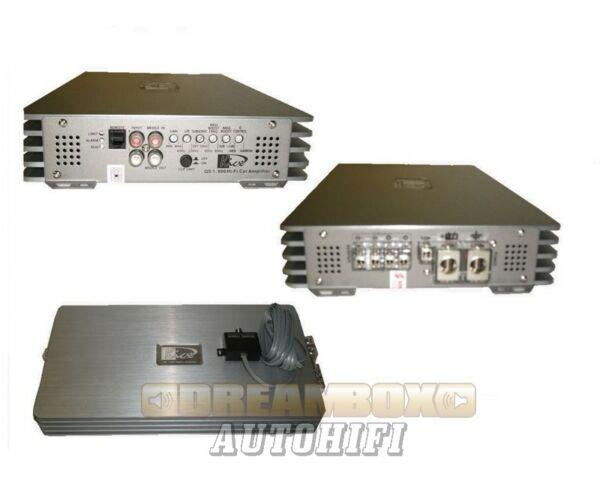 Kicx QS 1.900 Mono Erősítő