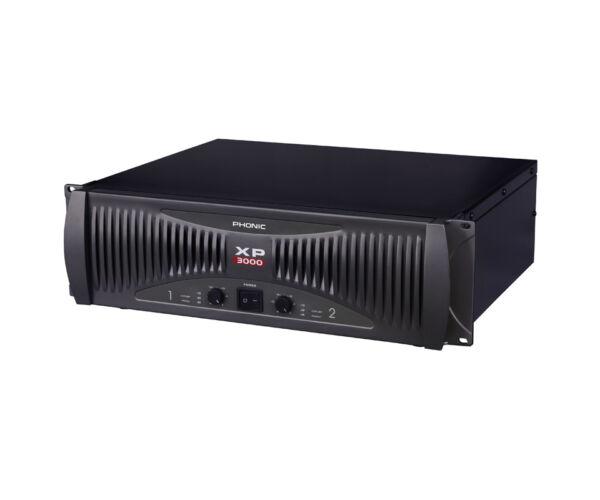 XP3000 Végerősítő, 2x1100W/4Ohm