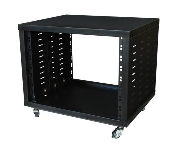 DG045 Rack szekrény, 8U
