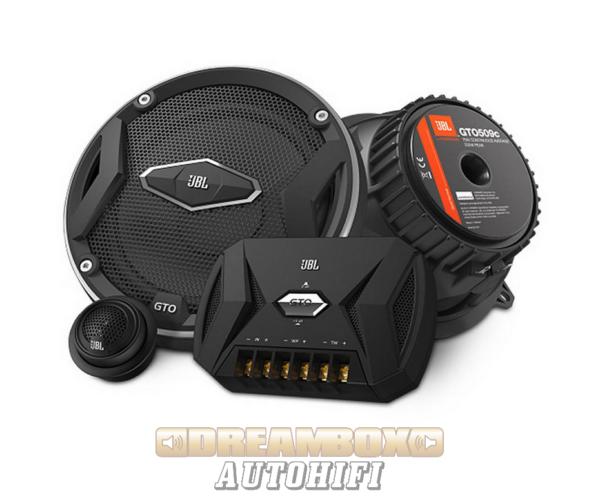 JBL GTO509C 13 cm-es komponens autó hangszóró szett