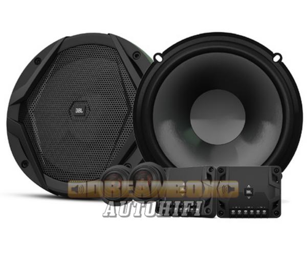 JBL GX600C 16,5 cm-es autó hangszóró szett