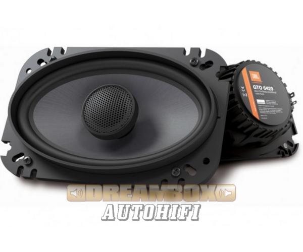 JBL GTO6429,10x15 cm-es 2 utas kisovál koax autó hangszóró