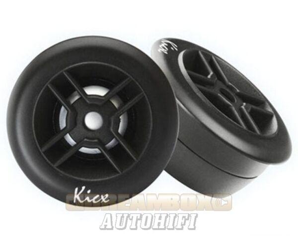 KICX ND 20 AL, autóhifi,magas sugárzó pár