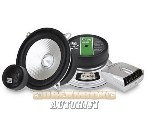 Kicx ALQ 5.2 13 cm-es komponens autóhifi szett 180W max