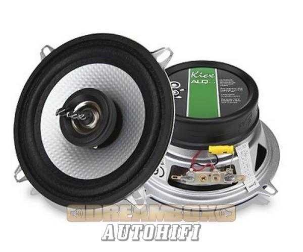 Kicx ALQ 502 13 cm-es 2 utas autóhifi hangszórópár 160W max.
