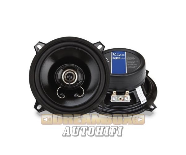 Kicx QS 130 13 cm-es 2 utas autóhifi hangszórópár 120W max.