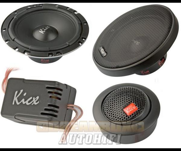 Kicx stc-6.2 Hangszórószett