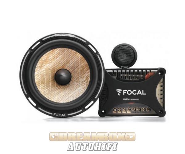 Focal PS 165FX Komponens szett 16,5cm