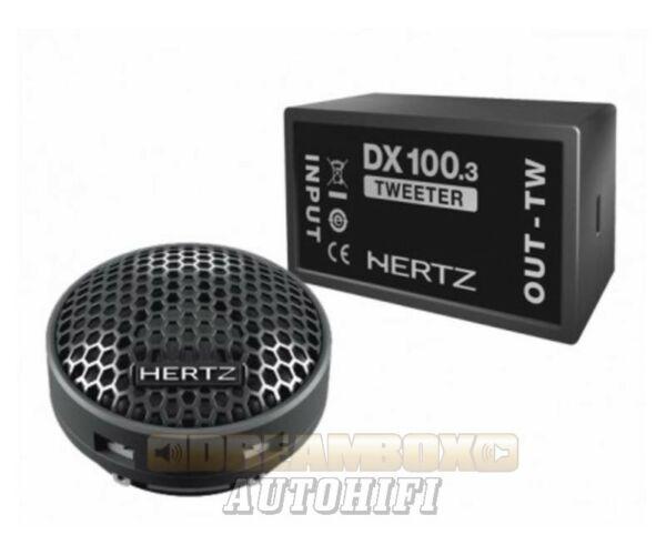 Hertz DT 24.3 Magas sugárzó