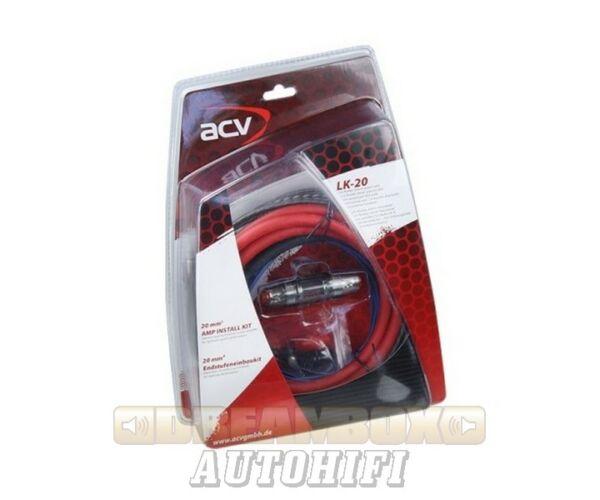 ACV LK 20 Autóhifi Kábelcsomag