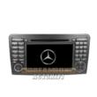 új, Mercedes ML-Class W164, GL-Class X164 (2005-2012) Gyári Kinézetű AutóHifi Multimédia (•Android •7″-os HD Kijelző •2 Din-es Fejegység •Magyar Menü •WIFI •3G •Gps)