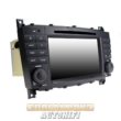 MERCEDES AutóHifi Márkaspecifikus GPS Navigáció (MERCEDES C-Class W203, CLK Class W209, CLC Class) (4GB RAM, Magyar Nyelvű) ANDROID 8 (Waze)