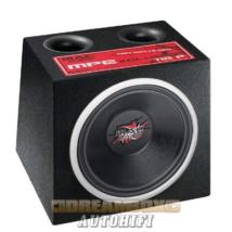 macAudio MPExclusive 112P Bass Reflex mélynyomó láda, 1.000W, 30cm-es mélynyomóval szerelve