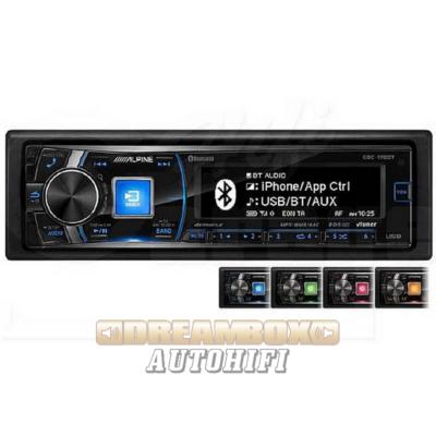 ALPINE CDE-178BT autórádió usb mp3 bluetooth