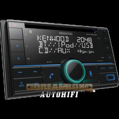 Kenwood DPX-5200BT autórádió