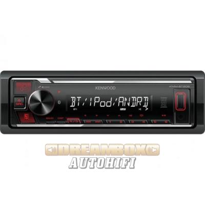 Kenwood KMM-BT206 USB/BT autórádió