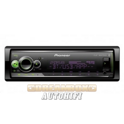 Pioneer MVH-520BT autórádió USB Bluetooth