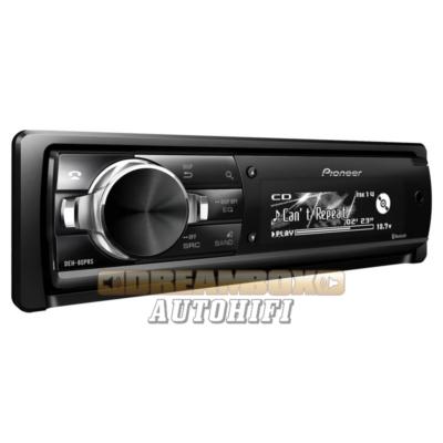 Pioneer DEH-80PRS CD/MP3/WMA/AAC/WAV autórádió