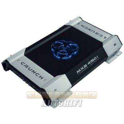 CRUNCH MXB-4150I, 4 csatornás (4X200W,2X300W) erősítő
